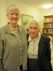 Tess' 70th - Maureen & Tess..