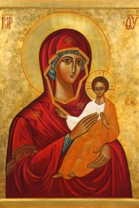 OLSH - Icon - Our Lady of the Sacred Heart